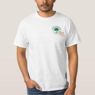 Camiseta Logotipo do aniversário de FVCP 25o