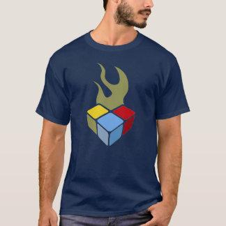 Camiseta logotipo do booker do roubo