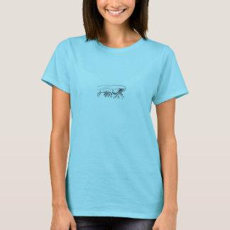 Camiseta Logotipo do camarão