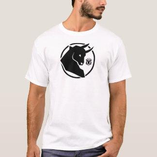 Camiseta logotipo do minotaur
