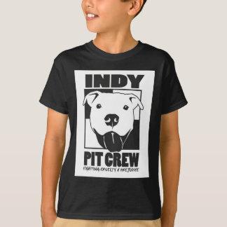 Camiseta Logotipo do oficial do grupo de poço de Indy