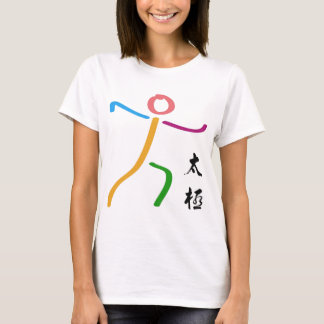 Camiseta Logotipo do qui da TAI