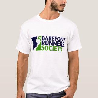 Camiseta Logotipo do T dos homens