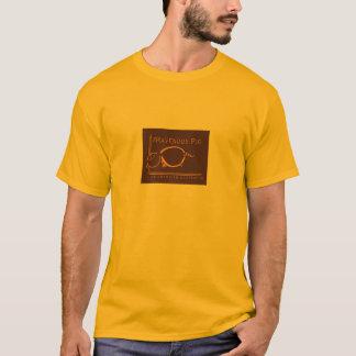 Camiseta Logotipo do TRP dos homens/endereço da Web