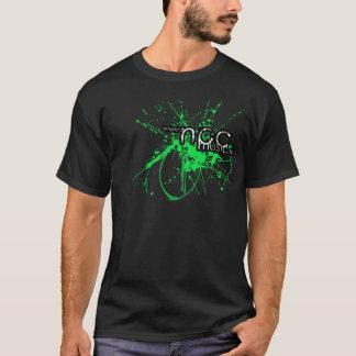 Camiseta Logotipo do URL de NPCmusic