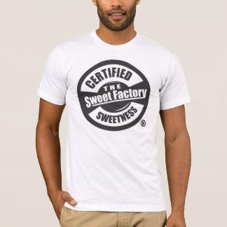 Camiseta Logotipo doce da fábrica