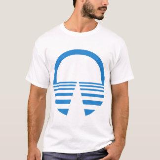 Camiseta Logotipo dos horizontes