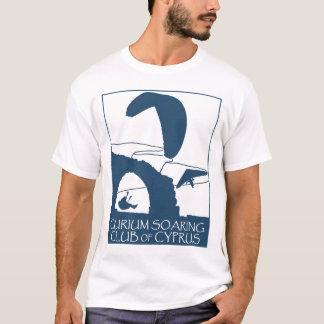 Camiseta Logotipo e citações de CSCC