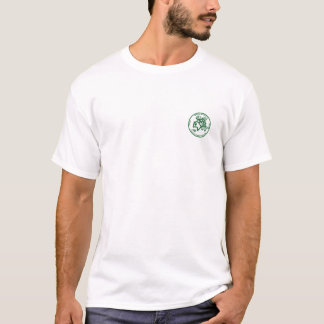 Camiseta Logotipo estilizado dos imbeceis baixos