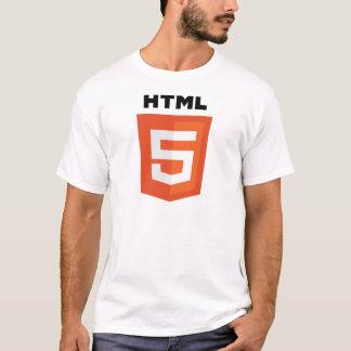 Camiseta Logotipo HTML5