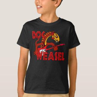 Camiseta Logotipo mau da doninhas de DWB