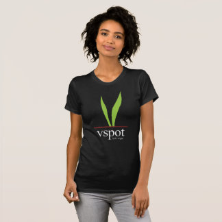 Camiseta Logotipo orgânico de VSPOT