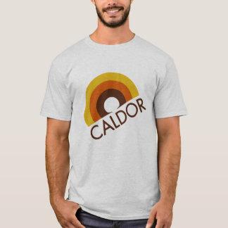 Camiseta Logotipo retro do armazém de Caldor