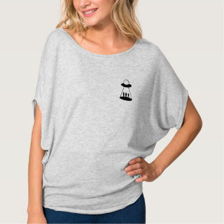 Camiseta logotipo simples