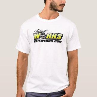 Camiseta Logotipo T básico de Werks da isca