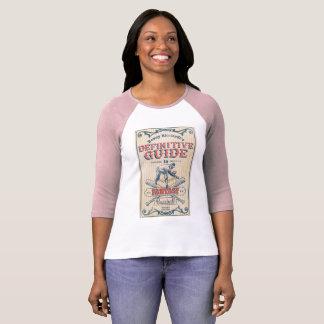 Camiseta Logotipo T do Ragland da mulher