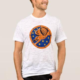 Camiseta Logotipo vermelho T da cauda - aviadores de
