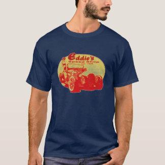 Camiseta Loja da velocidade de Eddie