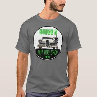 Camiseta Loja do hot rod de Edsel