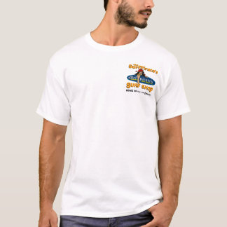 Camiseta LOJA do SURF dos surfpirate
