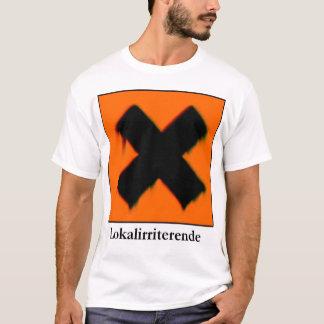 Camiseta Lokalirriterende
