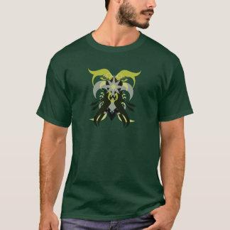 Camiseta Loki da abstracção sete