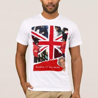 Camiseta London is not dead