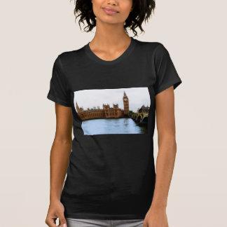 Camiseta Londres - westminster abstratos