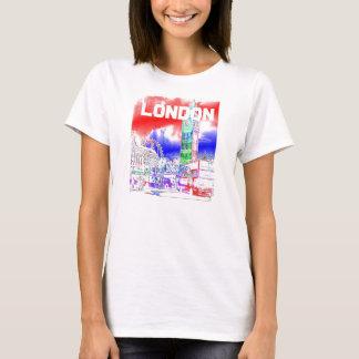 Camiseta Londres Westminster Big Ben