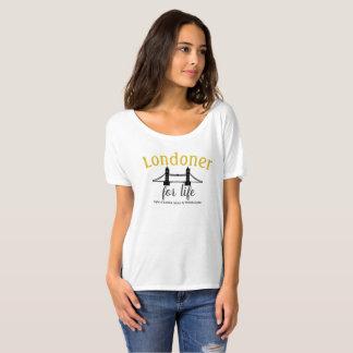 Camiseta Londrino para o t-shirt da vida