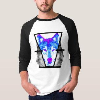 Camiseta Lone Wolf Raglan