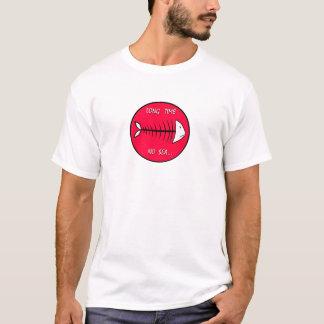 Camiseta Long Calcular o tempo No Sea
