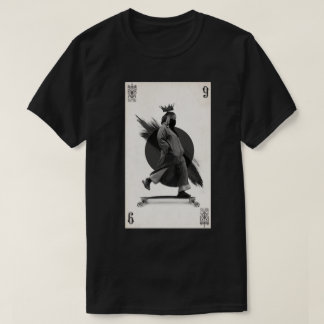 Camiseta longboard player