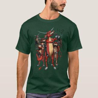 Camiseta longhorn MOO-SIC