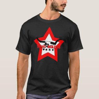 Camiseta Longhorns de Texas Holdem
