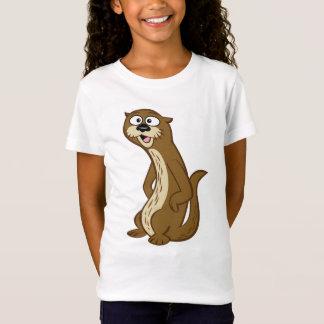 Camiseta Lontra do rick | Reggie da guarda florestal