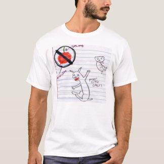 Camiseta Lontras pequenas pobres!