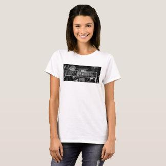 "Camiseta Lorelei Blondel ""o T das mulheres da madrinha"