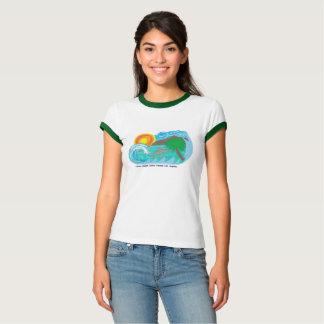 Camiseta Los Angeles encalha o T