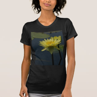 Camiseta Lotus amarelo Waterlily
