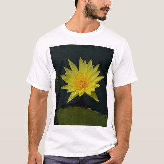 Camiseta Lotus amarelo Waterlily