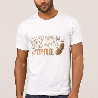 Camiseta Loucos sem glúten de Deez