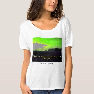 Camiseta Loucura má no vale do monumento
