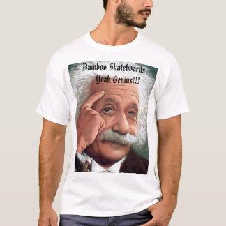 Camiseta Louis, dos skates gênio     de bambu yeah!!!