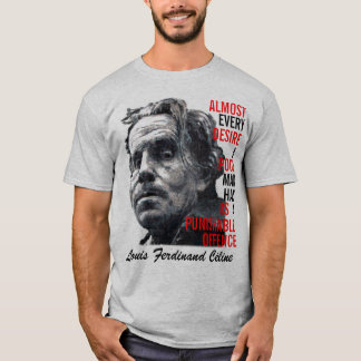 Camiseta Louis Ferdinand Celine