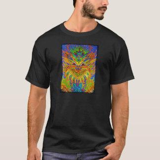 Camiseta Louis Wain - gato azul de Paisley
