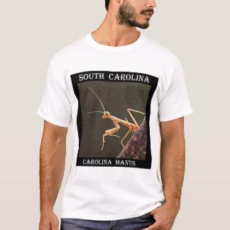 Camiseta Louva-a-deus de Carolina