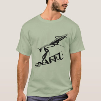 Camiseta Louva-a-deus de Snaffu