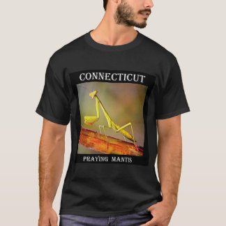 Camiseta Louva-a-deus Praying de Connecticut