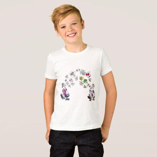 Camiseta Love Bubbles